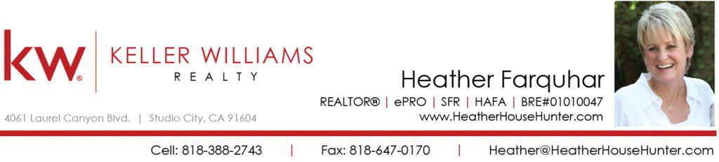 Heather Farquhar, Realtor Sherman Oaks